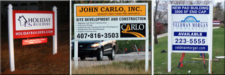 Contractor Signs