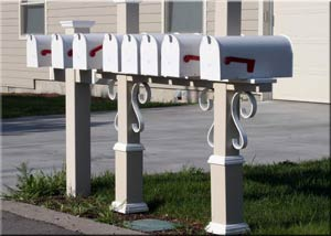 Street Signs And Mailboxes